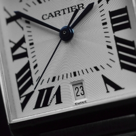 CA20453S Cartier Tank Francaise Large Size Close7