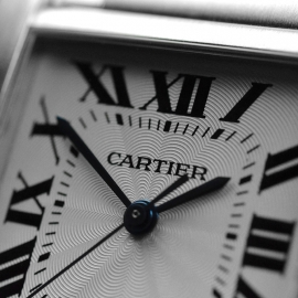 CA20453S Cartier Tank Francaise Large Size Close8