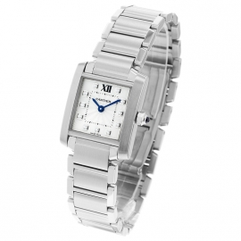 Cartier Ladies Tank Francaise Small Model