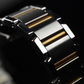 CA21161S Cartier Ladies Tank Francaise Small Model Close4