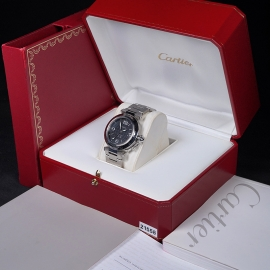 CA21558S Cartier Pasha GMT Box 1