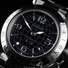 CA21558S Cartier Pasha GMT Close 2 2