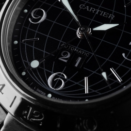 CA21558S Cartier Pasha GMT Close 3 1