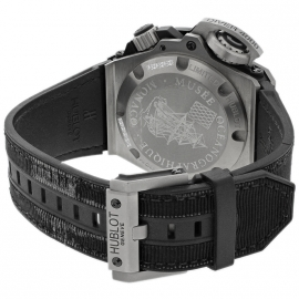 HU1840P Hublot King Power Oceanographic 4000 Limited Edition Back