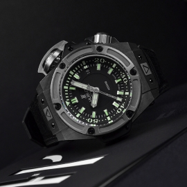 HU1840P Hublot King Power Oceanographic 4000 Limited Edition Close10