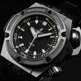 HU1840P Hublot King Power Oceanographic 4000 Limited Edition Close2