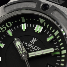 HU1840P Hublot King Power Oceanographic 4000 Limited Edition Close5