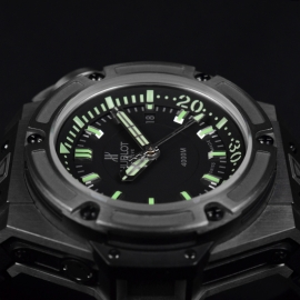 HU1840P Hublot King Power Oceanographic 4000 Limited Edition Close8