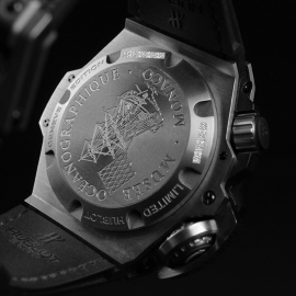 HU1840P Hublot King Power Oceanographic 4000 Limited Edition Close9