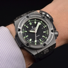 HU1840P Hublot King Power Oceanographic 4000 Limited Edition Wrist