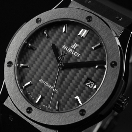 HU19152S Hublot Classic Fusion Black Magic Close1 1