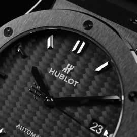 HU19152S Hublot Classic Fusion Black Magic Close5