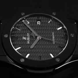 HU19152S Hublot Classic Fusion Black Magic Close8