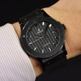 HU19152S Hublot Classic Fusion Black Magic Wrist 1