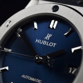 HU20696S Hublot Classic Fusion Ladies Close3