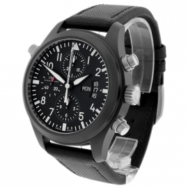 IWC Pilots Doppelchronograph Ceramic Limited Edition