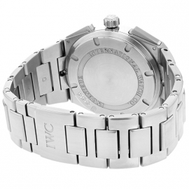 IW20846S IWC Ingenieur Chronograph Back 1