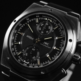 IW20846S IWC Ingenieur Chronograph Close2