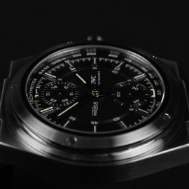 IW20846S IWC Ingenieur Chronograph Close8