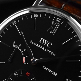 IW20914S IWC Portofino Hand Wound Eight Days Close4