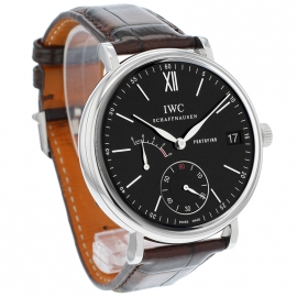 IW20914S IWC Portofino Hand Wound Eight Days Dial