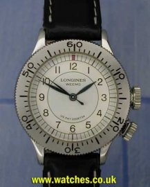 Longines Vintage Weems Pilots Watch