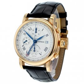 Montblanc Star Chronograph GMT 18ct