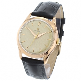 Omega Vintage 14ct Dress Watch
