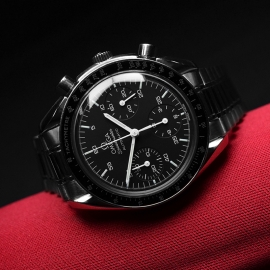 OM20465S Omega Speedmaster Reduced Close10