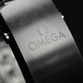 OM20743S Omega Seamaster 300 Master Co Axial Close6