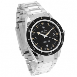 OM20743S Omega Seamaster 300 Master Co Axial Dial 1