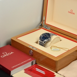 OM20881S Omega Seamaster Professional Diver 300m Box