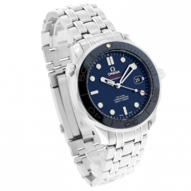 OM20881S Omega Seamaster Professional Diver 300m Dial 1