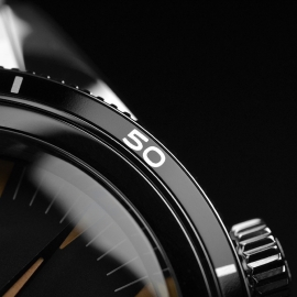 OM21091S Omega Seamaster 60th Anniversary 300 Co-Axial Master Close7