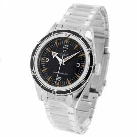 OM21091S Omega Seamaster 60th Anniversary 300 Co-Axial Master Back