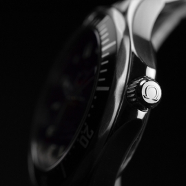 OM21212S Omega Seamaster Professional Co Axial Close3