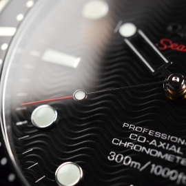 OM21212S Omega Seamaster Professional Co Axial Close7