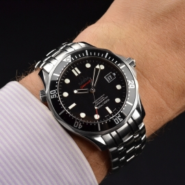 OM21212S Omega Seamaster Professional Co Axial Wrist