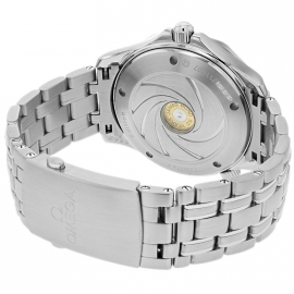 OM21517S Omega Seamaster Professional James Bond 007 50th Anniversary Collectors Edition Back