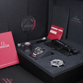 OM21531S Omega Speedmaster Professional Moonwatch (Special Presentation Case) Box