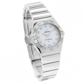 OM21579S Omega Ladies Constellation Dial