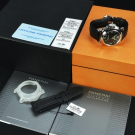 PA18149S Panerai Luminor Base Left Handed Box