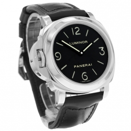PA18149S Panerai Luminor Base Left Handed Dial 1