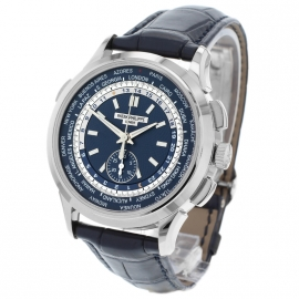 Patek Philippe World Time Chronograph Unworn
