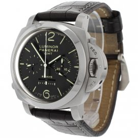Panerai Luminor 1950 8 Days Chrono Monopulsante GMT