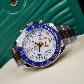 RO18491S Rolex Yachtmaster II Close10