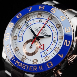 RO18491S Rolex Yachtmaster II Close2