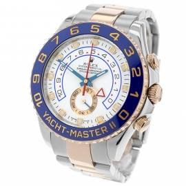 RO18491S Rolex Yachtmaster II Back