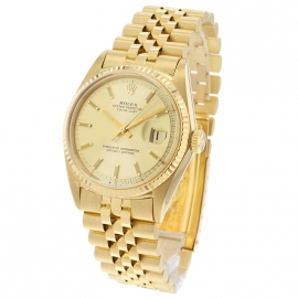 Rolex Vintage Datejust 18ct