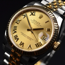 RO20074S Rolex Ladies Datejust Midsize Close2 1